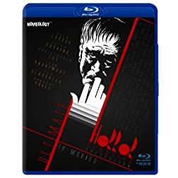 Ultimate Horror Classics (SD Blu-Ray) (The Ghoul / White Zombie / Sweeney Todd / House on Haunted Hill / Phantom Ship / King Of Zombies / Last Man On Earth / Carnival Souls / Crimes At Dark House / Mania / Svengali / Terror)