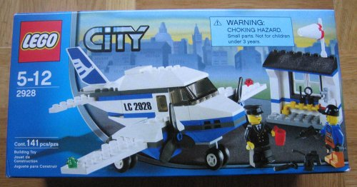 LEGO City 2928 Airline Promotional Set (airline) (japan import) online bestellen