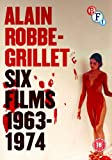 Alain Robbe-Grillet: Six Films 1963-1974 (DVD Box Set)