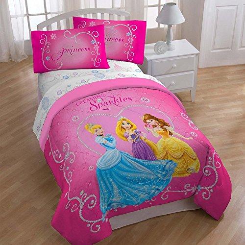 Disney Princess Bedding Full Size 7212 front