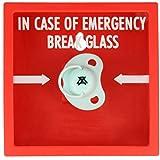 Schnuller Alarm Notfallkasten tolle Geschenk Idee zur Geburt