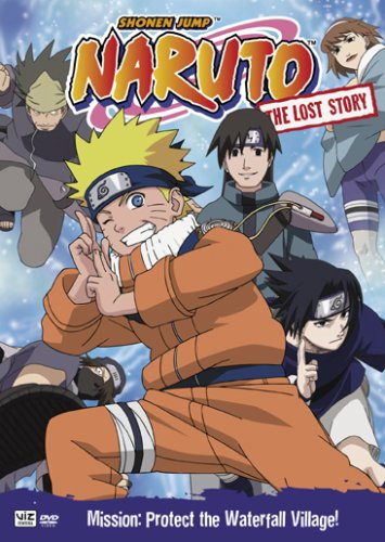 Naruto OVA - The Lost Story