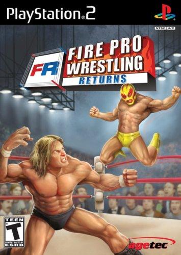Agetec-Fire Pro Wrestling Returns