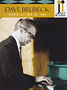 Dave Brubeck - Live in '64&'66 (Jazz Icons)