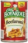 Chef Boyardee Beefaroni, 15-Ounce (Pa...