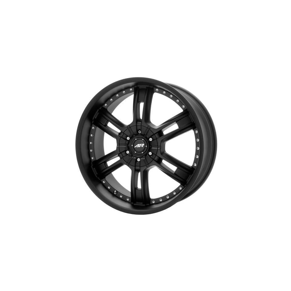 American Racing Marin AR339 Matte Black Wheel (22x9.5/6x127mm)