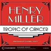 Tropic of Cancer | Henry Miller