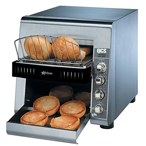 Star QCS2-600H 208V Conveyor Toaster with 3