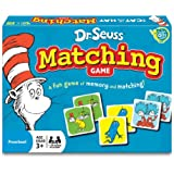 Dr. Seuss Matching Game