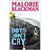 Boys Don't Cryby Malorie Blackman