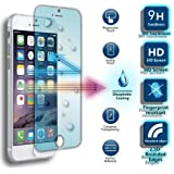 100% Genuine Explosion Proof Tempered Glass for Apple iPod Touch 5 5th Generation