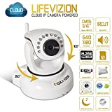 Aquila Vizion Life Vizion Indoor Caméra IP sans fil Wi Fi Blanc
