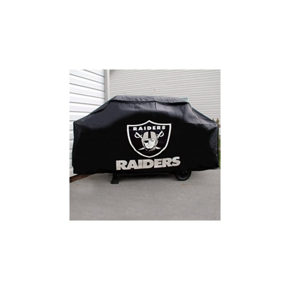 BSS   Oakland Raiders NFL Economy Barbeque Grill Cover