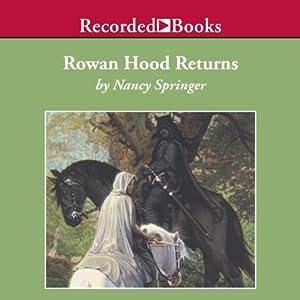 Rowan Hood Returns Audiobook