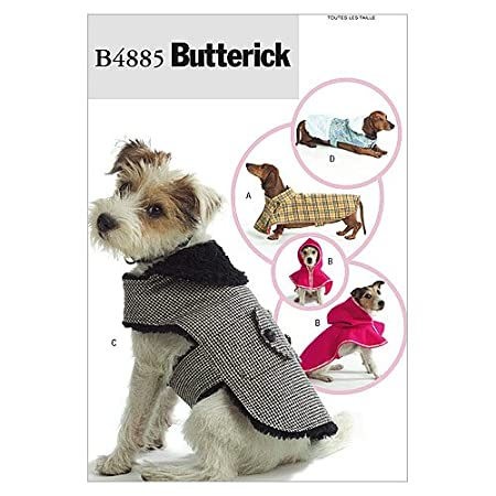 Dog Clothing Sewing Patterns Home and Garden - Shopping.com