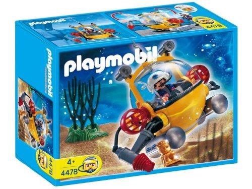 Playmobil - 4478 Deep sea Diving Bell