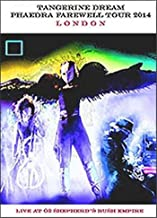 Tangerine Dream - Phaedra Farewell Tour 2014: Live in London