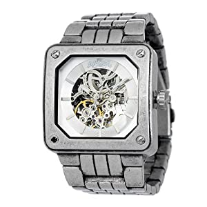 lucky brand s 171005svsv automatic silver