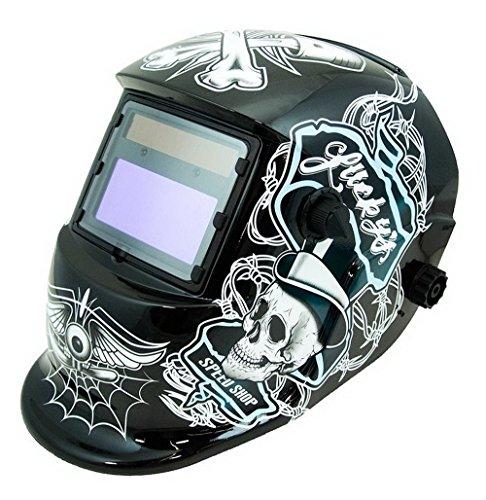 Urban-Skull-Solar-Auto-Darkening-Welding-Helmet-Arc-Tig-Mig-Welder-Mask-Hood-NEW