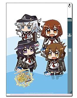 艦隊これくしょん -艦これ- 3ポケットクリアファイル デフォルメ第六駆逐隊