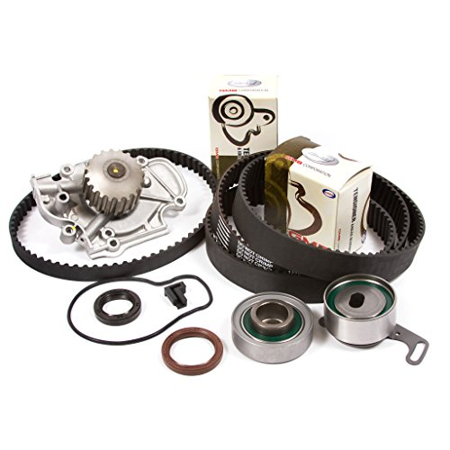 94-02 Acura Honda Isuzu 2.2 SOHC 16V F22B1 / 2.3 SOHC 16V VTEC F23A1 F23A4 F23A5 F23A7 Timing Belt Kit Water Pump (2001 Honda Accord Vtec Gasket compare prices)