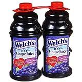 Welch's 100% Grape Juice - 2/64 oz.