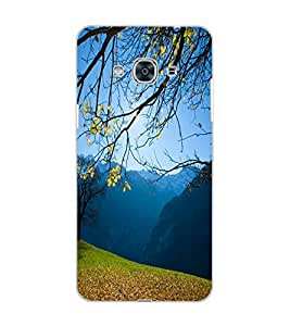 SAMSUNG GALAXY J3 PRO SCENERY Back Cover by PRINTSWAG