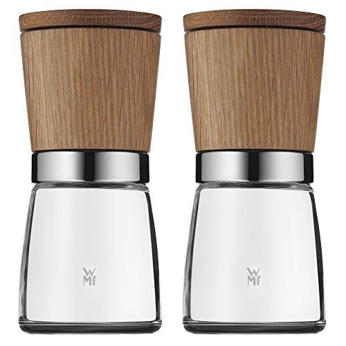 WMF Salz- und Pfeffermühlen aus Holz