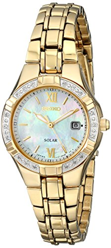 Seiko Women's SUT070 Dress-Solar Classic Watch