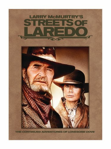 Cover art for  Larry McMurtry's Streets Of Laredo
