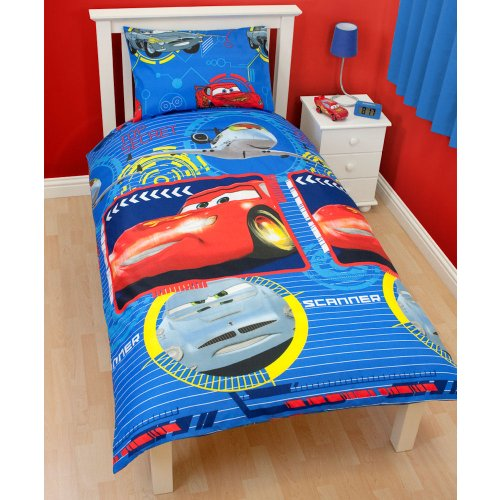 Boys Bedding Cars front-146298