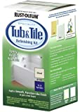 Rust-Oleum 7861519 Tub And Tile Refinishing 2-Part Kit, Almond
