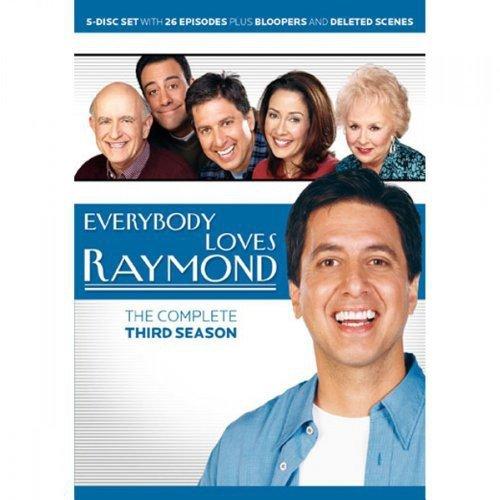 DVD : Everybody Loves Raymond: The Complete Third Season (Boxed Set, Full Frame, Repackaged, 5 Disc)