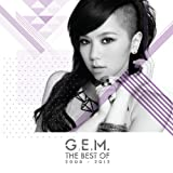 鄧紫棋 G.E.M. THE BEST OF 2008-2012 (2CD)