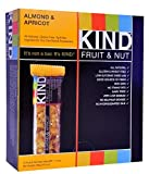 KIND FRUIT & NUT BARS BAR,ALMOND & APRICOT 1.4 OZ 12-CS