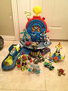 Opinion fisher price planet heroes toys were