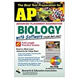 AP Biology with CD-ROM -The Best Test Preparation for AP (0878913165) by Templin, Jay M.