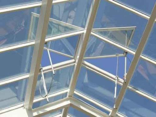 Overhead Glass Roof - 52