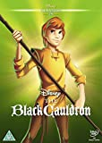 The Black Cauldron (1985) (Limited Edition Artwork Sleeve) [DVD]