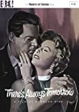 There's Always Tomorrow [Masters of Cinema] [DVD] [1956]
