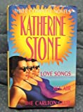 Katherine Stone: Three Complete Novels (0517101157) by Stone, Katherine