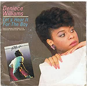 Deniece Williams Let 39 S Hear It For The Boy 45 Rpm