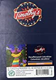 Timothys World Coffee Decaf Colombian K-Cup Coffee (48 count)