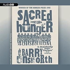 Sacred Hunger Audiobook
