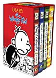 Jeff Kinney Diary of a Wimpy Kid Boxed Set: Diary of a Wimpy Kid/Rodrick Rules/The Last Straw/Dog Days