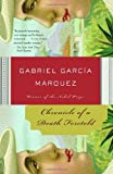 Chronicle of a Death Foretold (140003471X) by Garcia Marquez, Gabriel