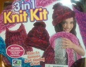 3 in 1 Knit Kit