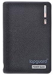 Lapguard Sailing-1200 Power Bank 12000 mAh (Black) Make In India