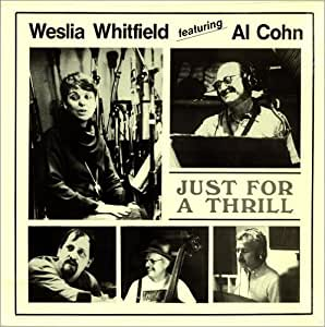 Weslia Whitfield With Mike Greensill Quartet - Nobody Else But Me