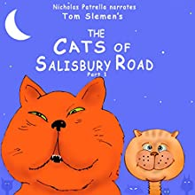 The Cats of Salisbury Road: Book 1 (       UNABRIDGED) by Tom Slemen Narrated by Nicholas Patrella